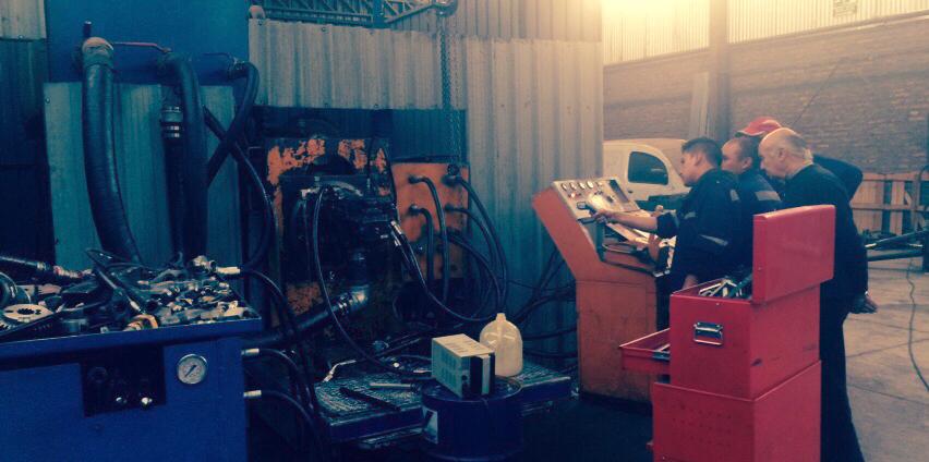 asesoría tecnica de componentes hidraulicos